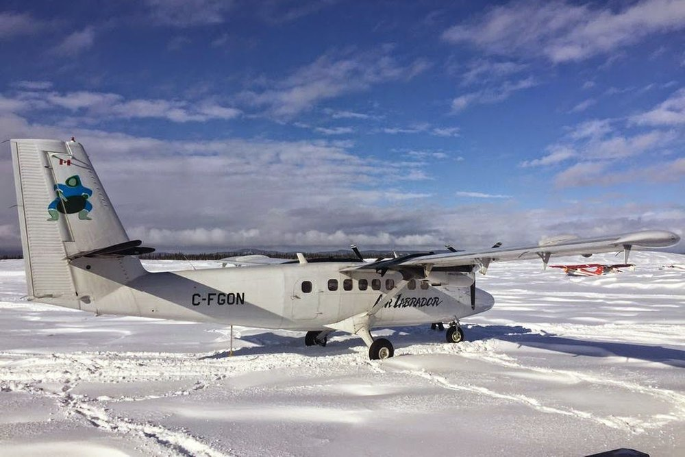 Air Labrador Photo © Goose Bay, NL 20-Feb-2015