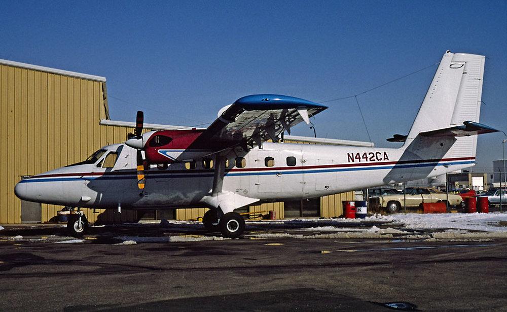 Dave Dunsmore Photo © Calgary, AB Nov-1991