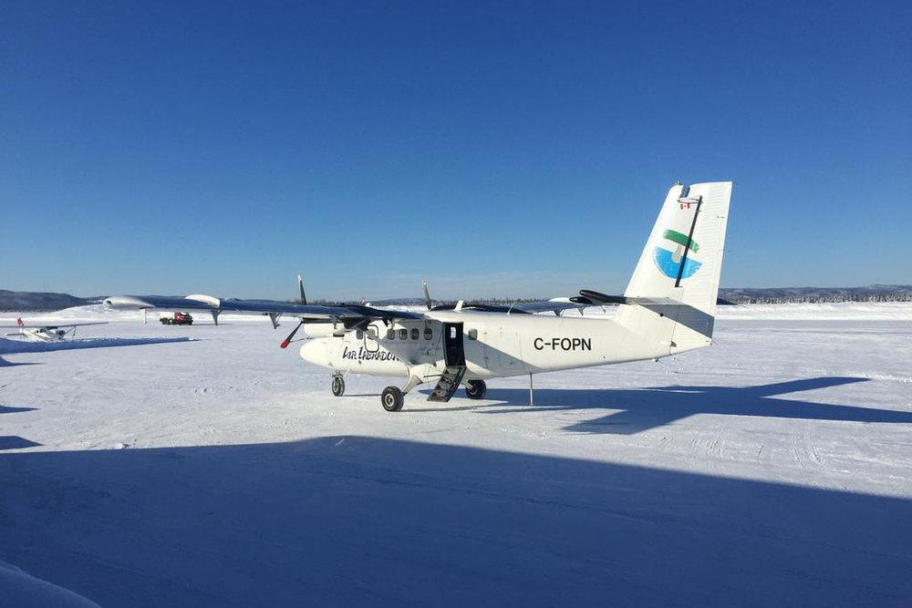 Air Labrador Photo © Goose Bay, NL