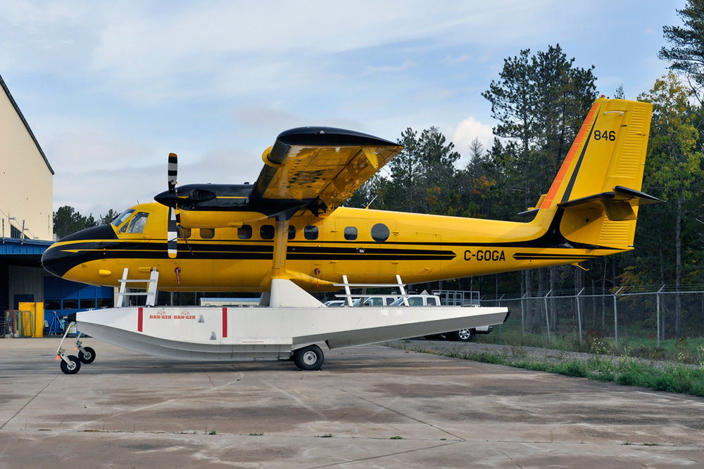 Kenneth I. Swartz/Aeromedia Communications Photo © Sault Ste Marie, ON 07-Oct-2014