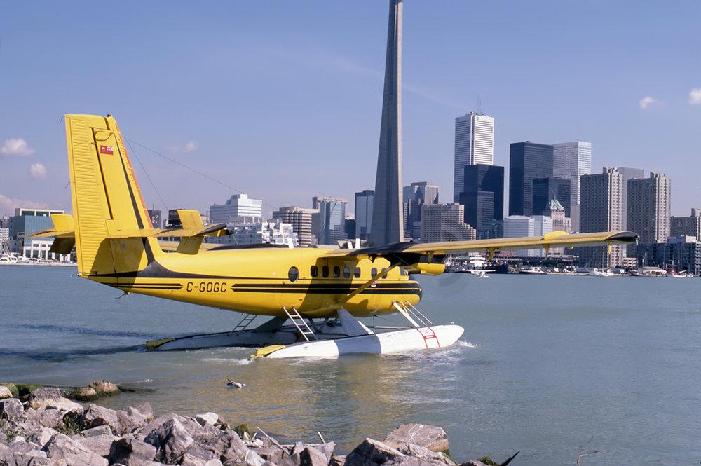 A. Cardadeiro Photo © Toronto Island, ON 30-Sep-1989