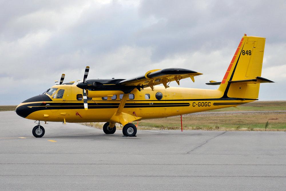 Kenneth I. Swartz/Aeromedia Communications Photo © Dryden, ON 05-Oct-2014
