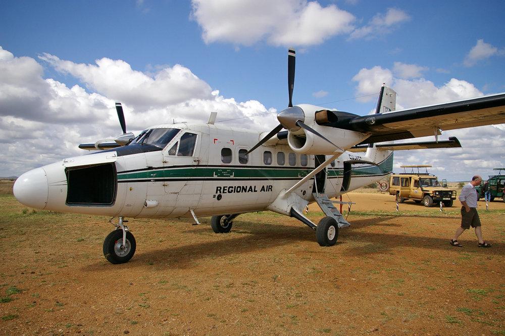 Steve Thorns Photo © Serengeti 02-Oct-2011