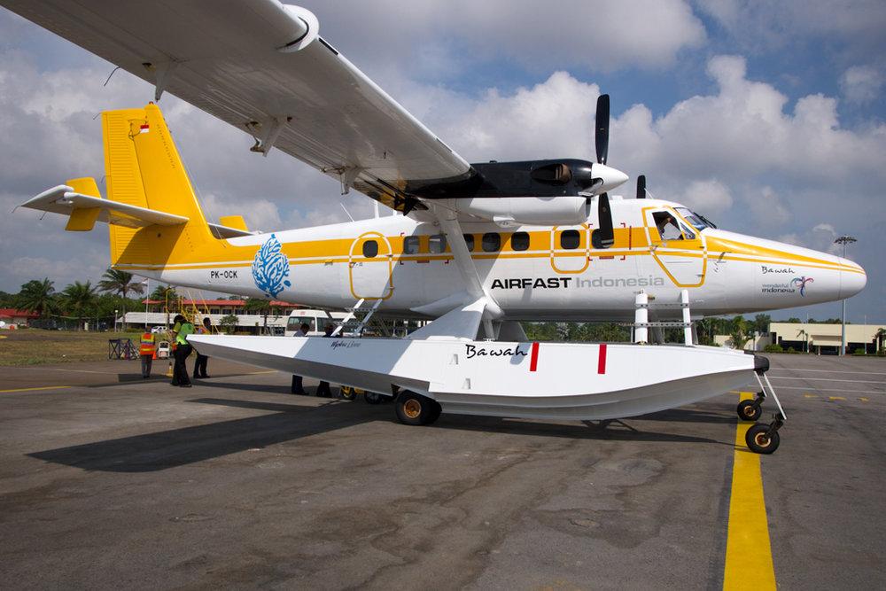 PT Airfast Indonesia Photo ©