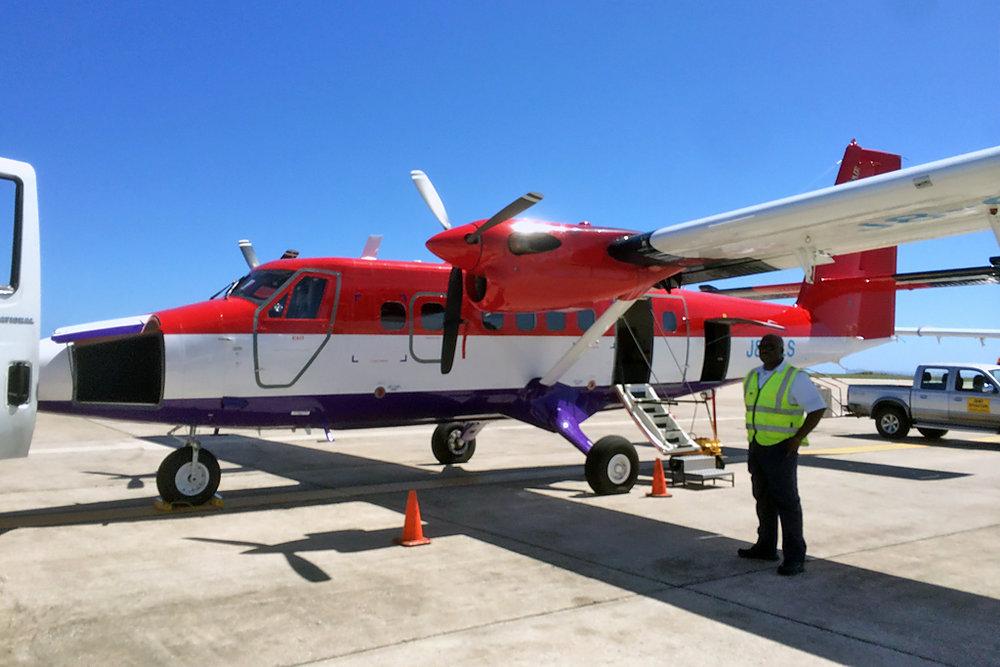 Aerocorp Avionics Photo © Bridgetown 29-Jan-2015