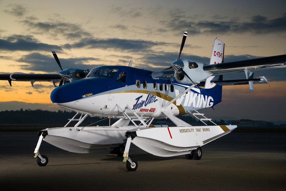 Viking Air Photo by Heath Moffatt © Victoria, BC