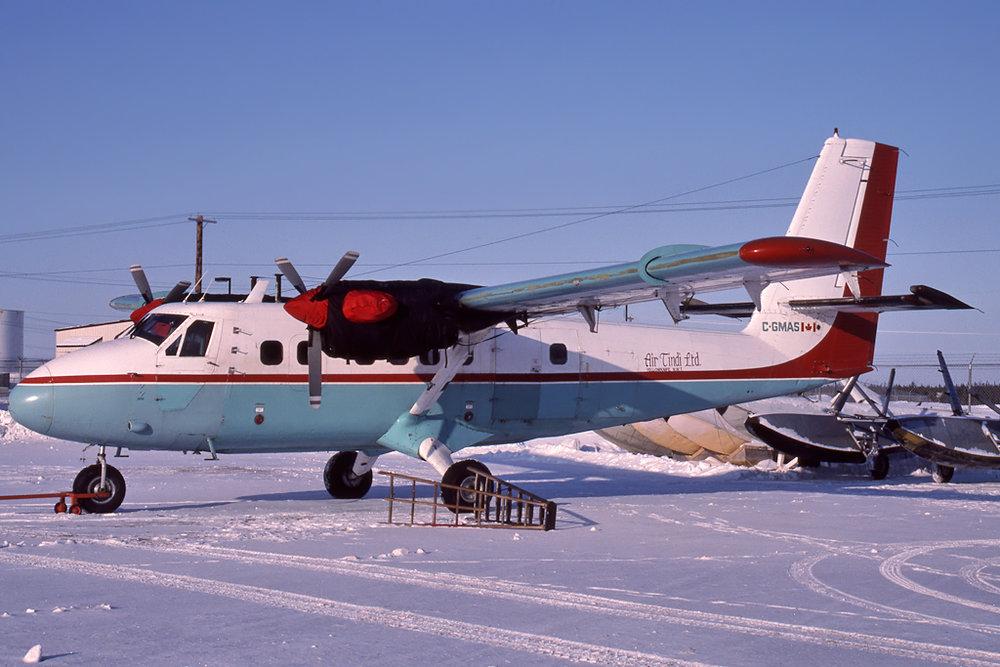 Henry Tenby Photo © Yellowknife, NT 27-Oct-1991