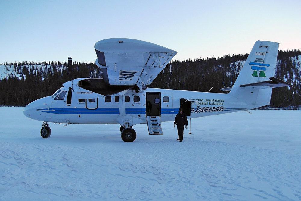 Air Labrador Photo ©