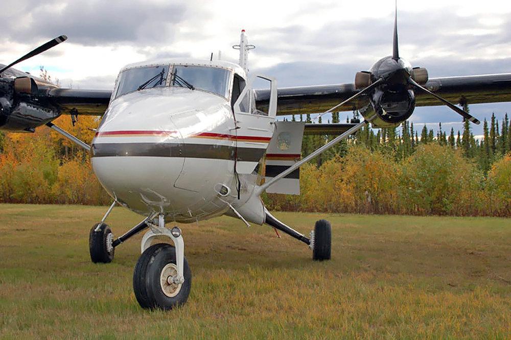 Alberta Central Airways Photo ©