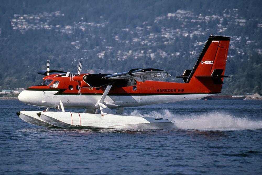 Kenneth I. Swartz/Aeromedia Communications Photo © Vancouver Harbour, BC 19-Aug-1999