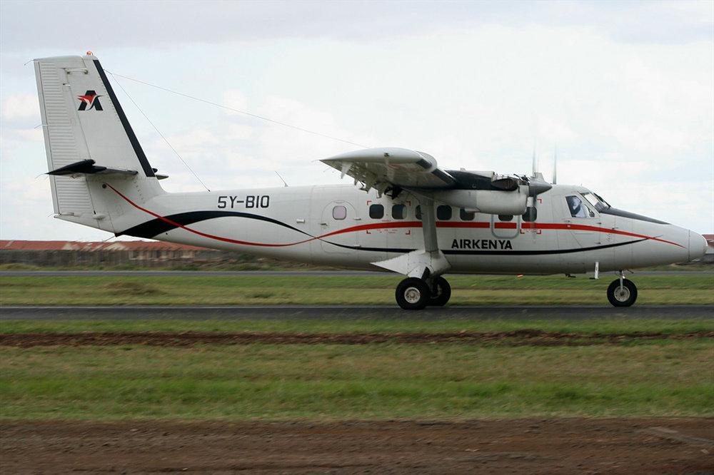 David Parker Photo © Nairobi-Wilson Apr-2012