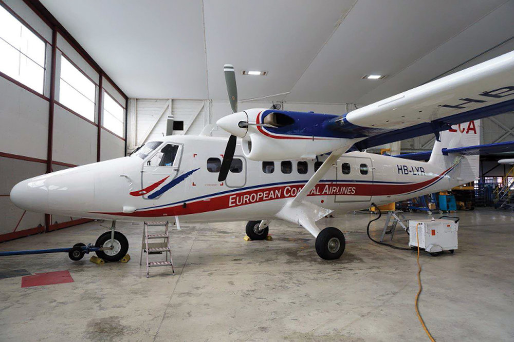 RUAG Aviation Photo © Bern