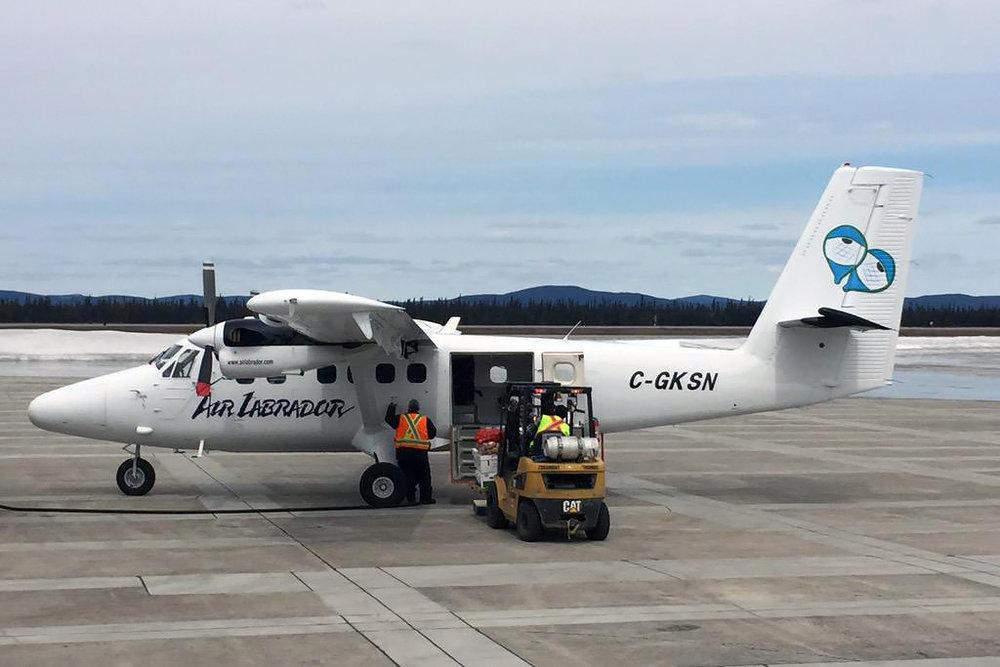 Air Labrador Photo © Goose Bay, NL May-2015