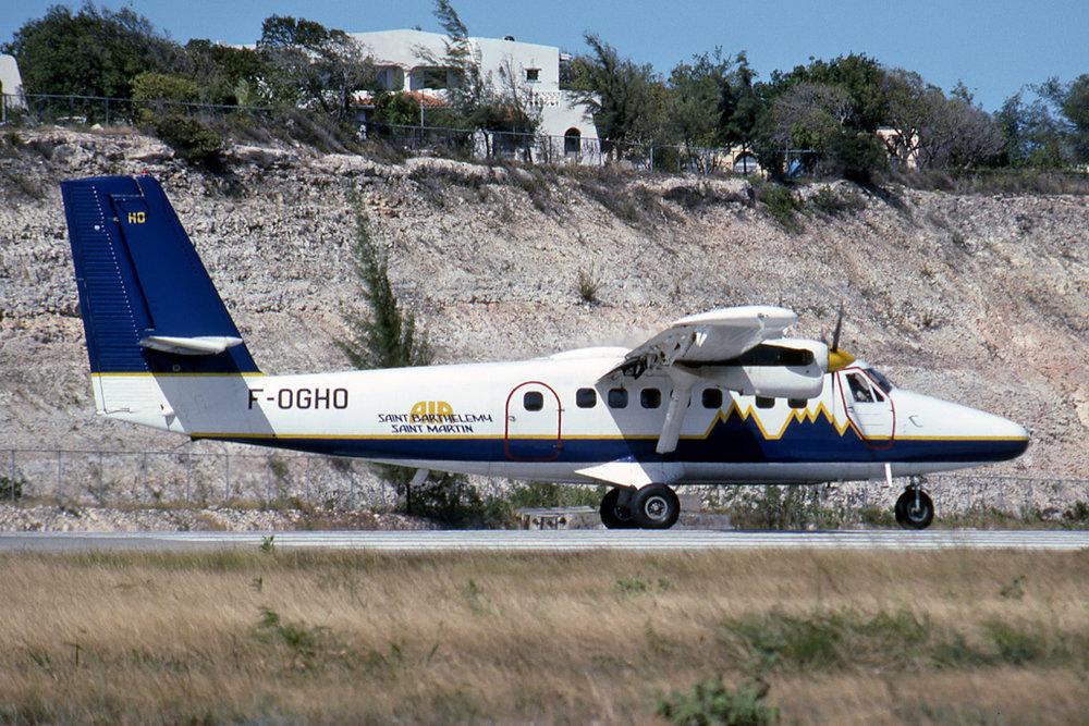 Michael Magnusson Photo © Saint Maarten Feb-1992
