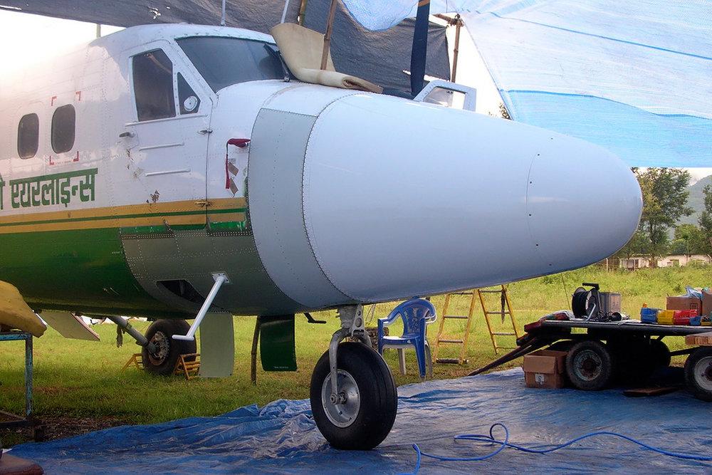 Kaelin Aero Technologies Photo © Surkhet 2007