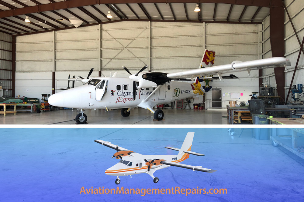 Aviation Management Repairs Photo