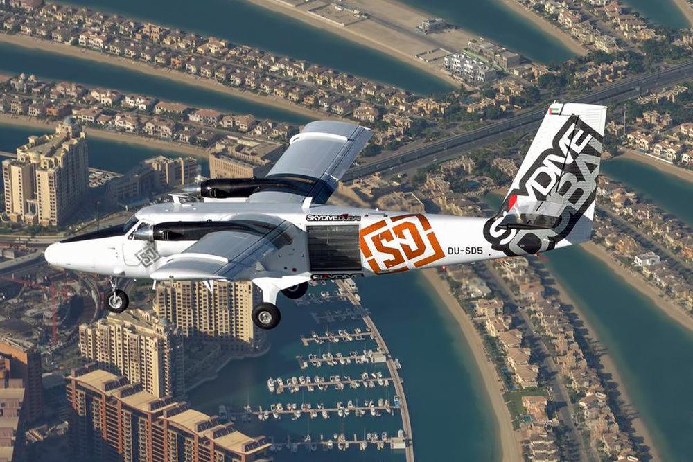 Skydive Dubai Photo ©