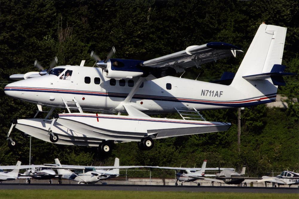 Michael J. Ody Collection © Seattle-Boeing Field, WA Jan-2010