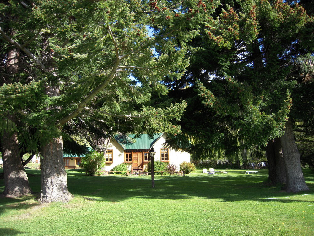 Nibepo Aike, a gorgeous estancia (ranch) in Patagonia. Would love to go back there.