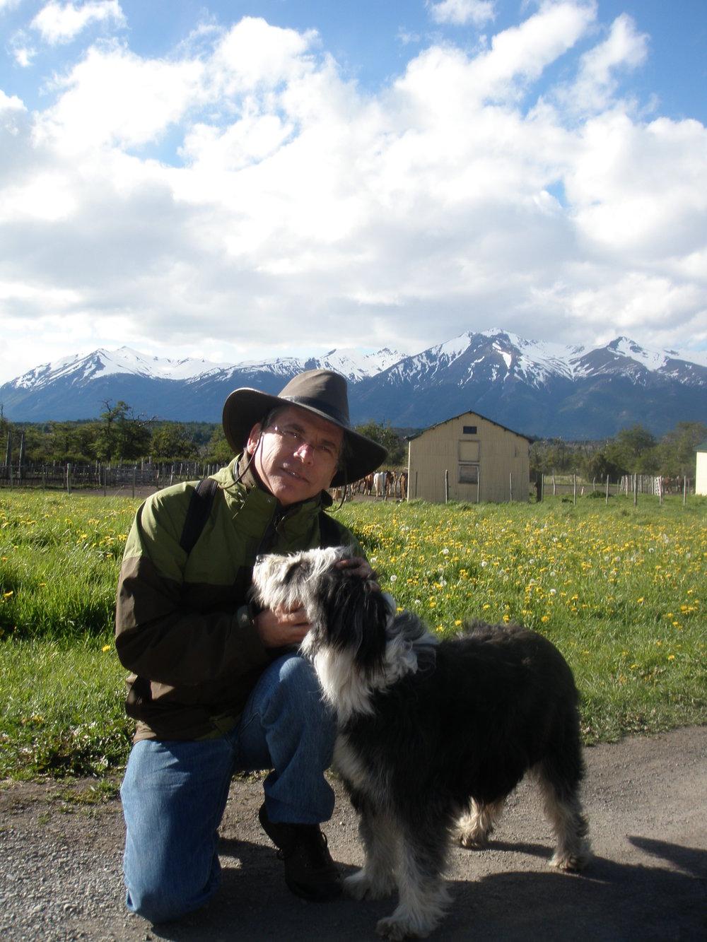 Nibepo Aike, Patagonia.