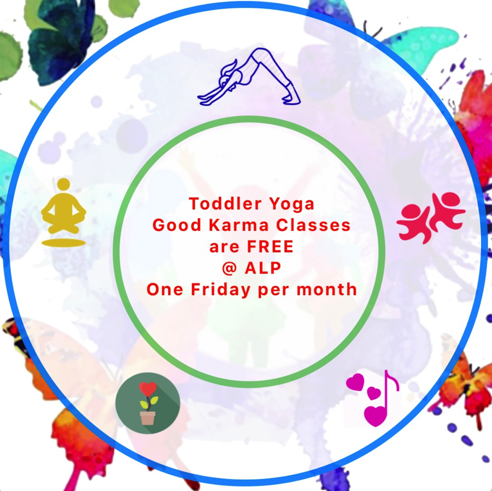 Good Karma Yoga FREE @ ALP