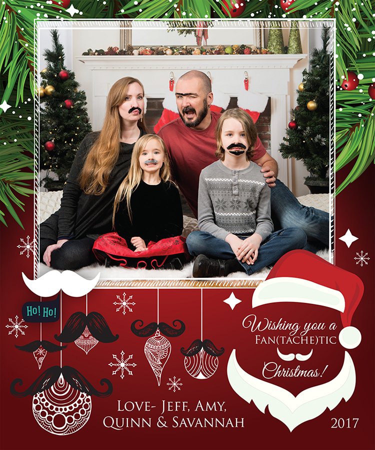 LOCPS Christmas Card 2017