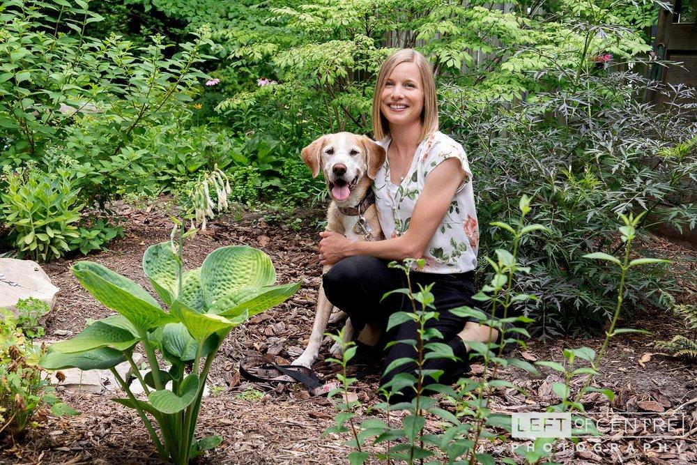 business headshot veterinarian