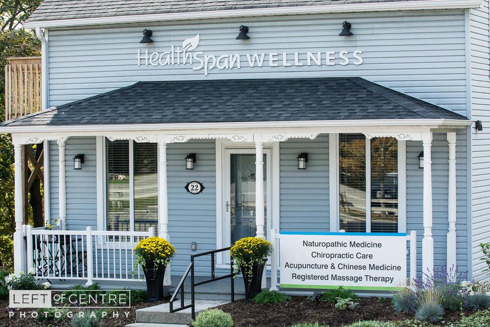 Healthspan Wellness exterior