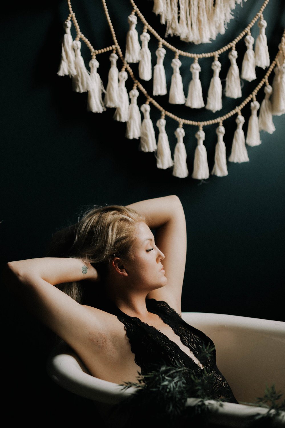 Illuminated Belles - Boudoir & Milk Bath