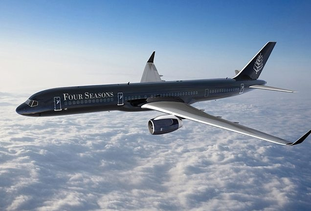 Trip Around the World...Four Seasons, A&K, Aman or charter Crystal Air