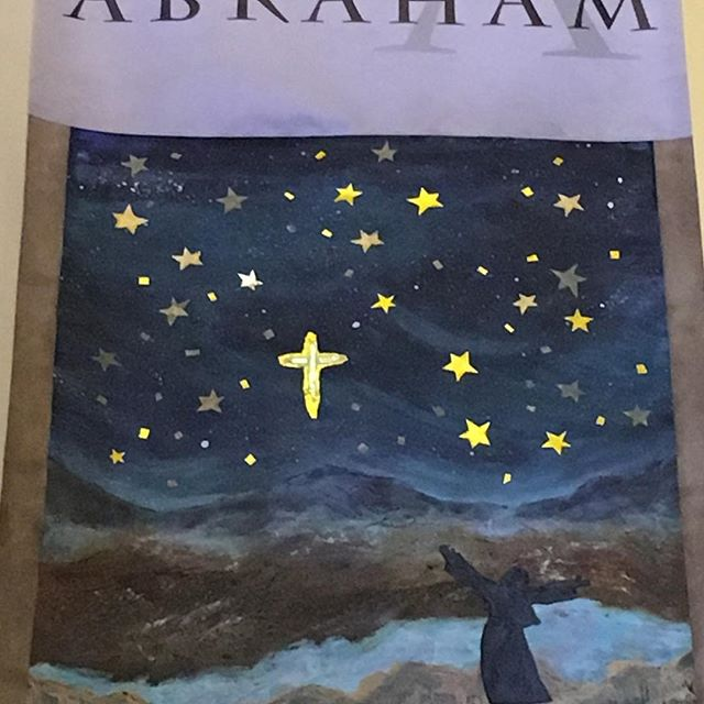 Blessed are all who share the faith of Abraham.  They are justified as a gift and reckoned among the promised descendants like the stars.