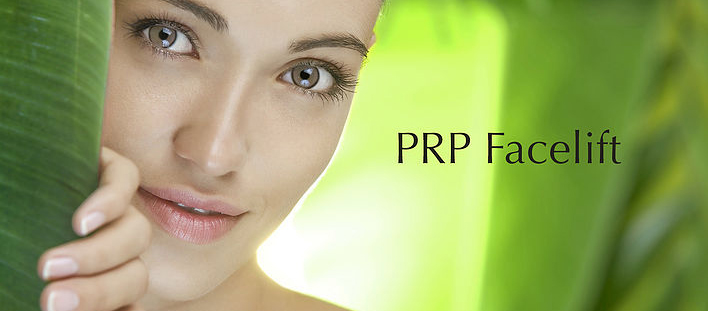 PRP Facelift - We spin your blood with a specialized centrifuge which produces platelet rich plasma (PRP). PRP is then injected to induce your own growth of hyaluronic acid, the main product in Restylane and Juvederm. We also use it to restore LOST HAIR and for cartilage and connective tissue repairs.