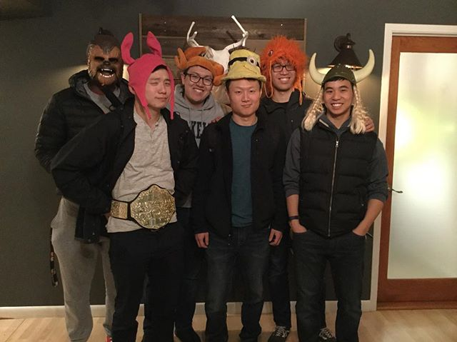 First time at an escape room.Unfortunately we couldn't complete it, but hopefully next time! #escaperoomdclive #lostbutstillfun #klesisumd
