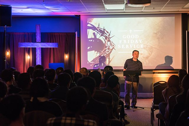 Look back at our first DMV Good Friday Service! #goodfriday #thankyoujesusforthecross #klesisumd