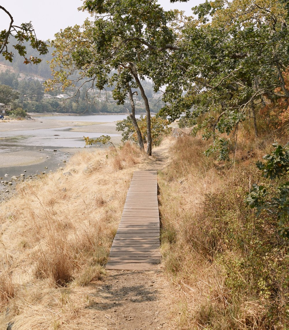 pipers lagoon park walking trail