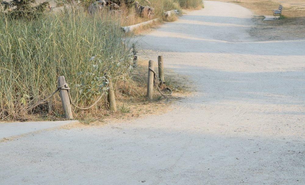 jericho beach park walking trails