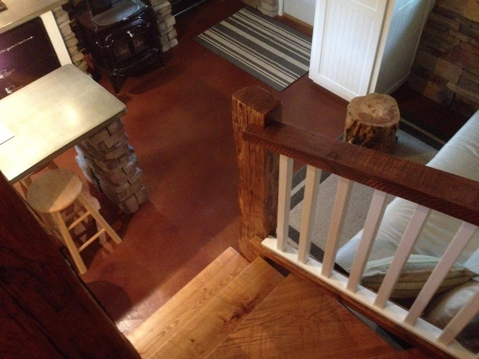 Log Cabin Stairs Looking Down.jpg