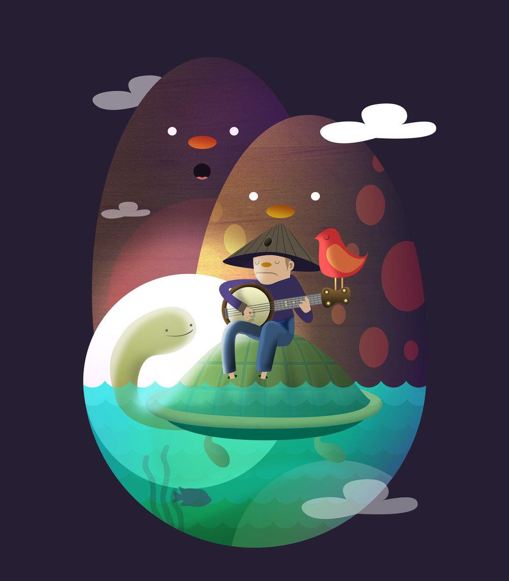 Island Lullaby