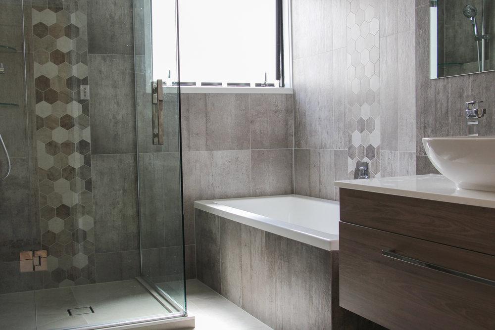 Custom Bathrooms NZ Marble Tiles
