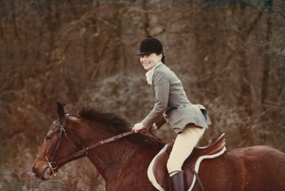 Foxhunting - Woodbrook Hunt Club, circa 1975