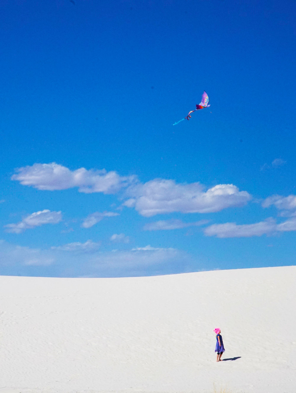 White Sands National Monument by Araya Jensen