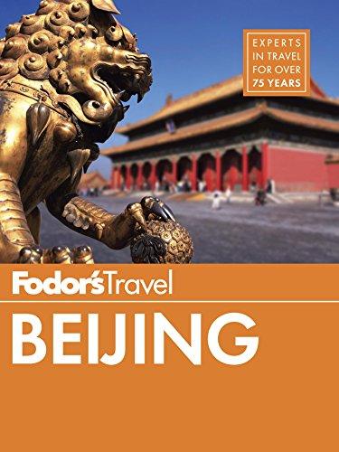 Fodor's Beijing cover