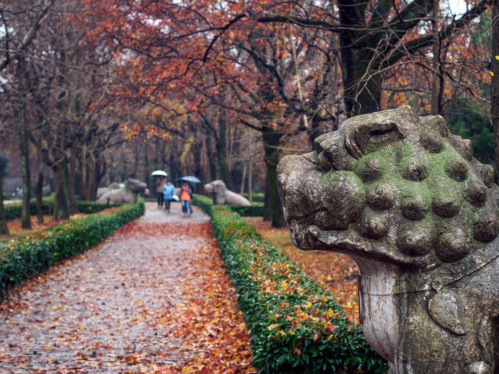 ming xiaoling mausoleum nanjing