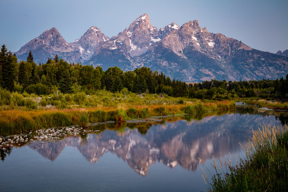 Schwabacher's Landing - Grand Teton National Park, WY