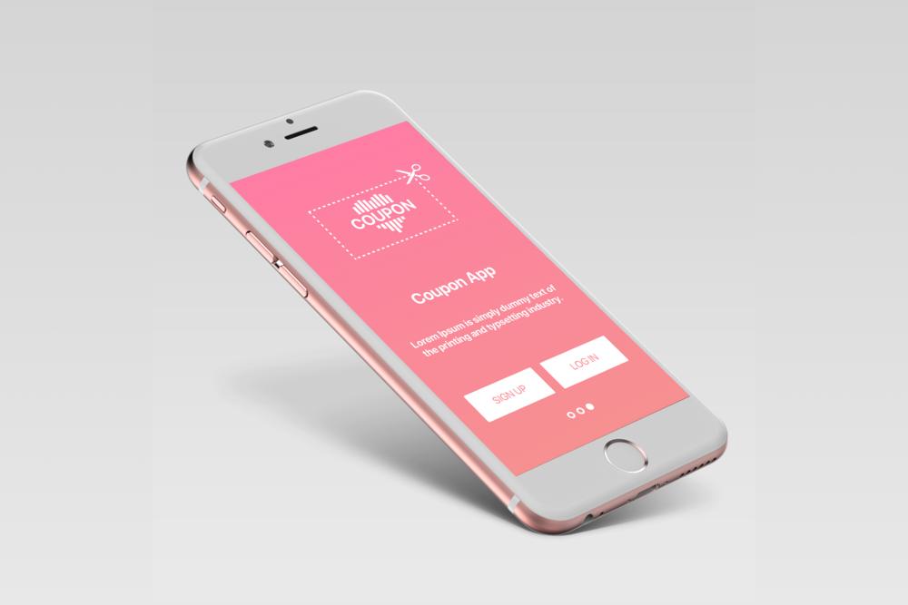 Hackathon - coupon sharing app