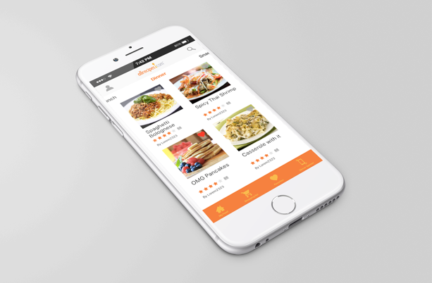Allrecipes - Recipe Finder App