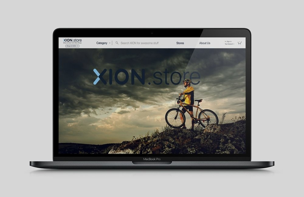 Xion - Outdoor Retailer eCommerce