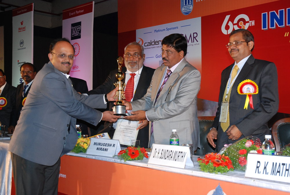 Foundry of the year-2011.JPG