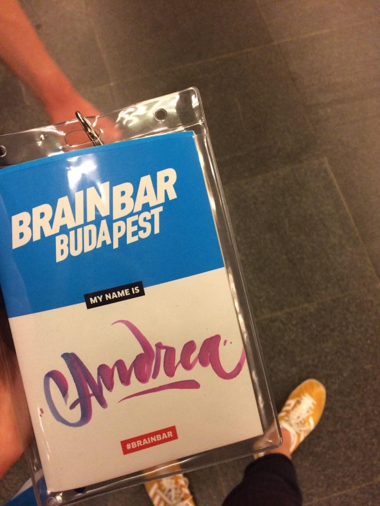 Brainbar Budapest 2017