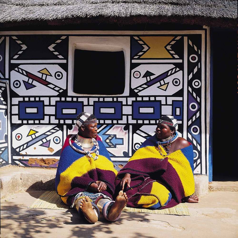 Ndebele Women - South Africa - Taste of Southern Africa.jpg